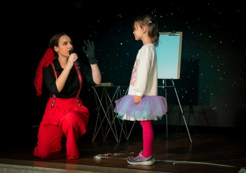 Фото шоу на детский праздник